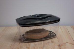 Pojemniki próżniowe Dafi Vacuum przechowywanie parówek