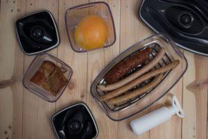 Pojemniki próżniowe Dafi Vacuum zywność
