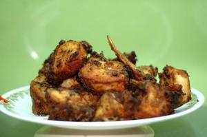 Kurczak pieczony w garnku rzymskim