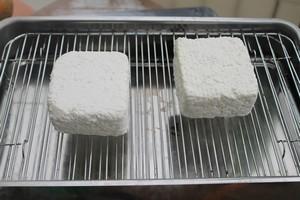 wędzenie białego sera
